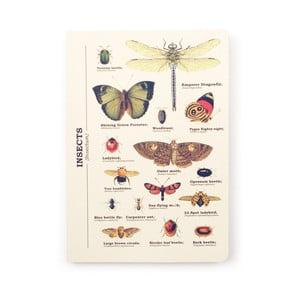 Zápisník Gift Republic Insects, vel.A5