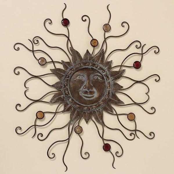 Nástěnná dekorace Sun, 69 cm