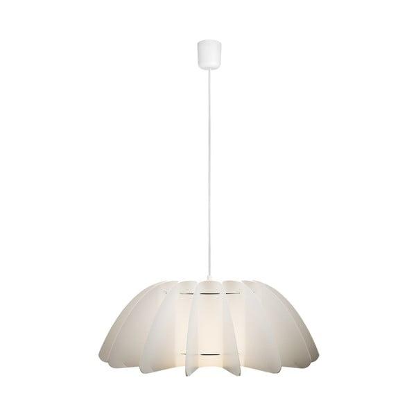 Závěsné svítidlo Primrose white/white