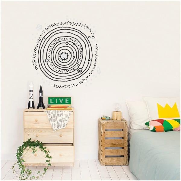 Dekorativní samolepka na zeď Cosmos