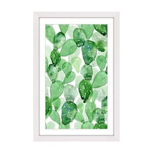Obraz na plátně Marmont Hill Cacti And Succulents, 45 x 30 cm