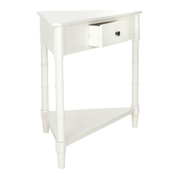 Rohový stolek Safavieh Stanley Cream