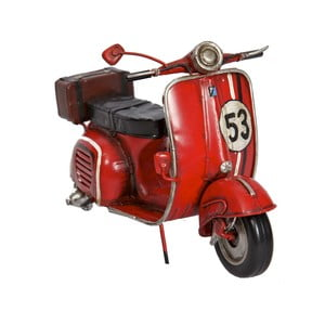 Dekorativní motorka Bagages