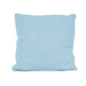 Modrý polštář s výplní  Present Time Cozy