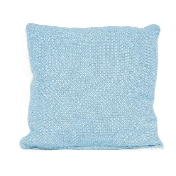 Pernă PT LIVING Cozy, 45 x 45 cm, albastru