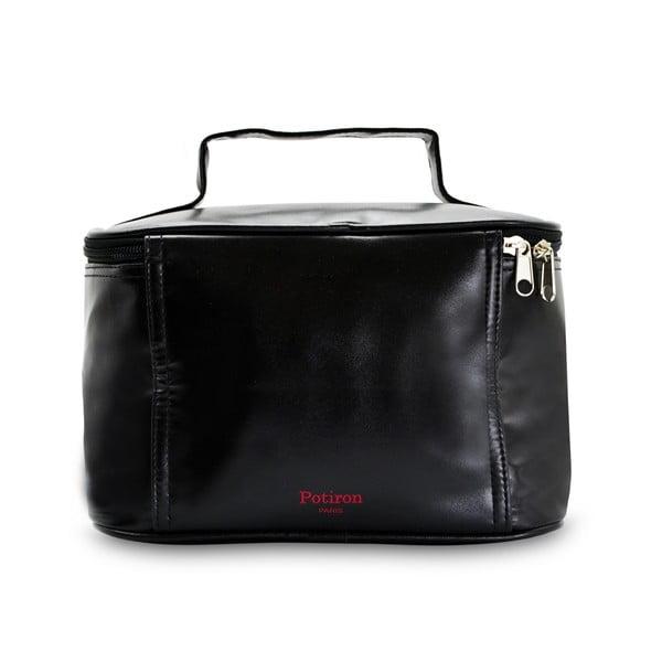 Cestovní kosmetická taška Vanity Black and Red