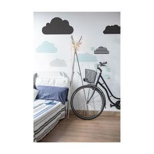 Autocolant pentru perete Dekornik Clouds Pastel Scandi