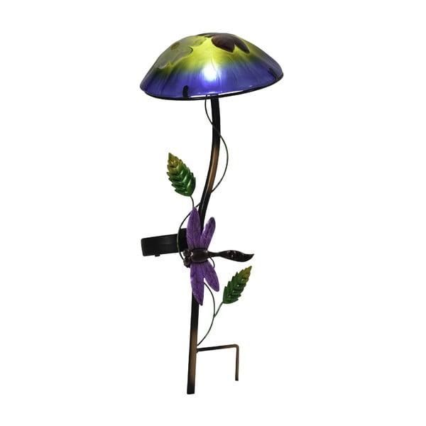 Zapichovací solární světlo na zahradu Mushroom