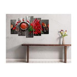 Vícedílný obraz 3D Art Duro Garruto, 102x60cm