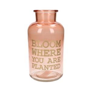 Váza Orange Bloom