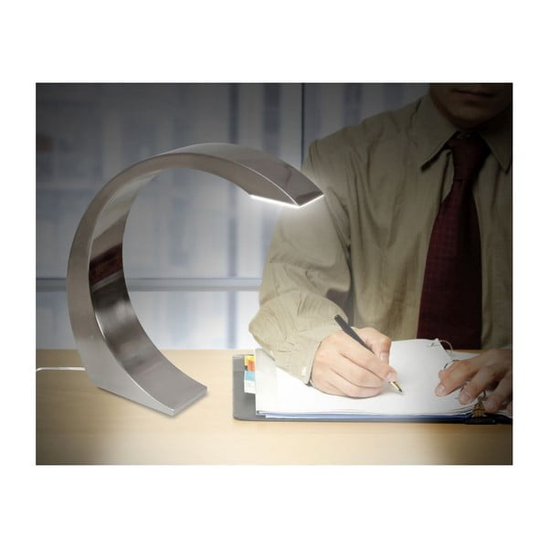 Stolní lampa Touch Büro Dark