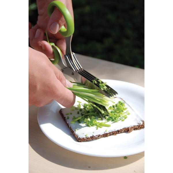 Nůžky na bylinky EsschertDesignHome Salad, 23cm
