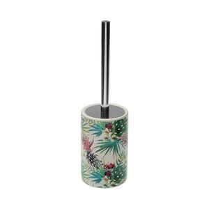 Keramická štětka na záchod Versa Flower