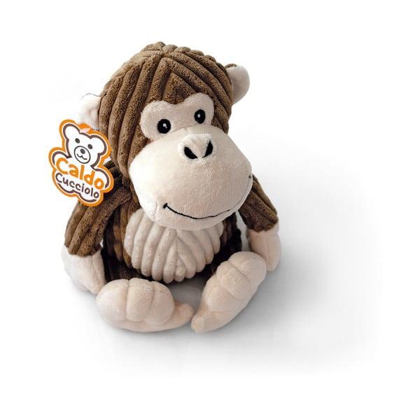 Hřejivý polštářek plněný prosem Monkey