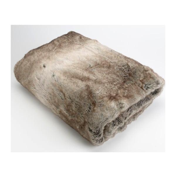Deka Cabanon Fur, 170x130 cm