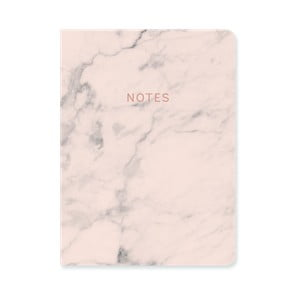 Caiet notițe GO Stationery Marble, A6