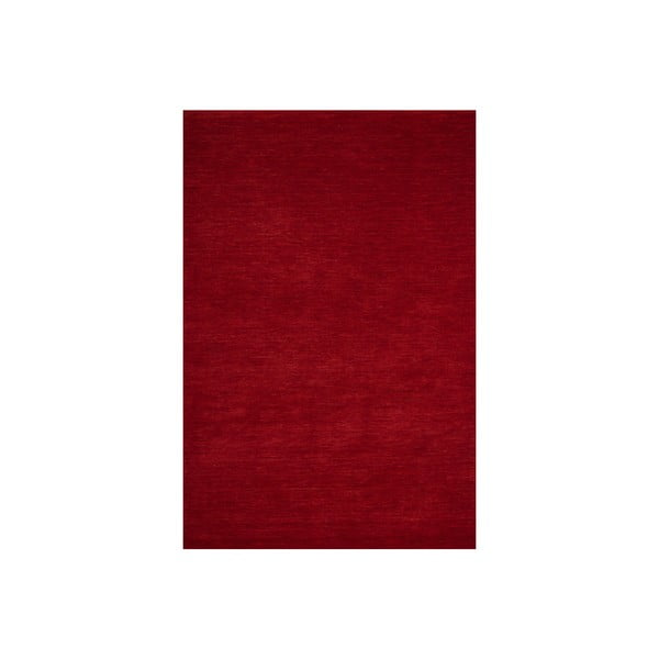 Vlněný koberec Millennium 628 Red, 60x110 cm