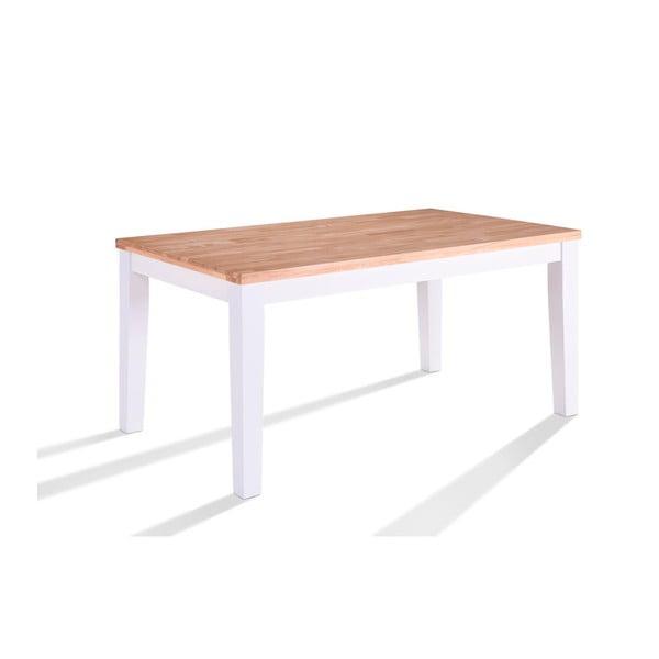 Jídelní stůl z dřevěné dýhy VIDA Living Rona, 150 cm