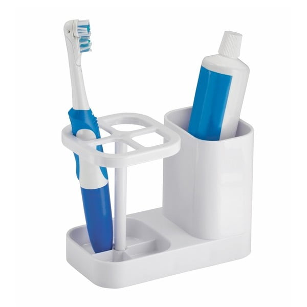 Suport pentru pastă și periuțe de dinți InterDesign Center