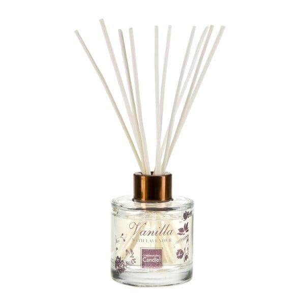 Aroma difuzér Copenhagen Candles  Vanilla & Lavender Reed, 100 ml