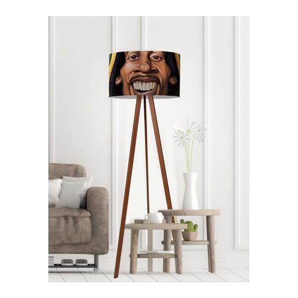 Stojací lampa Bob Marley