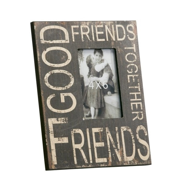 Fotorámeček Good, Friends, Together, 23x28 cm
