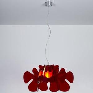 Závěsné svítidlo Aralia Family Emporium, červené