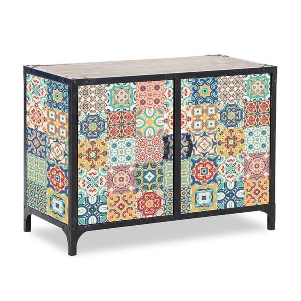 Set 60 autocolante pentru mobilă Ambiance Oriano, 10 x 10 cm