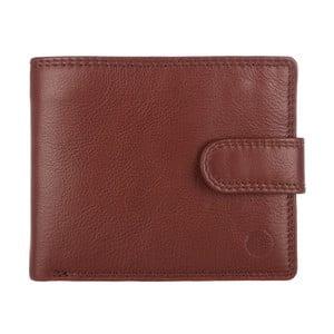 Kožená peněženka Theo Whiskey