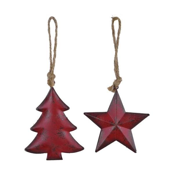 Misto Trees 2 db karácsonyfa dísz - Ego Dekor