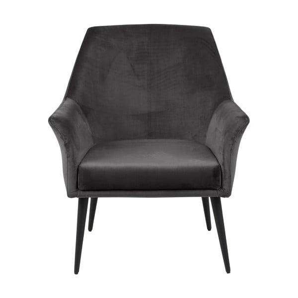 Dahlia szürke fotel - Actona