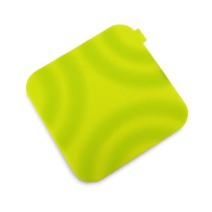 Suport din silicon pentru oală fierbinte Vialli Design, verde