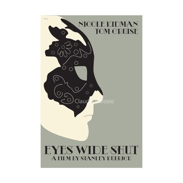 Plakát Eyes Wide Shut