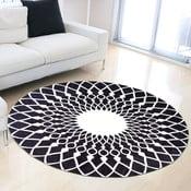 Odolný koberec Vitauss Perhena, ⌀ 80 cm