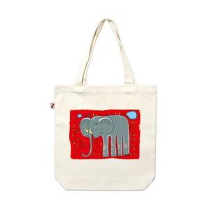 Plátěná taška Slon