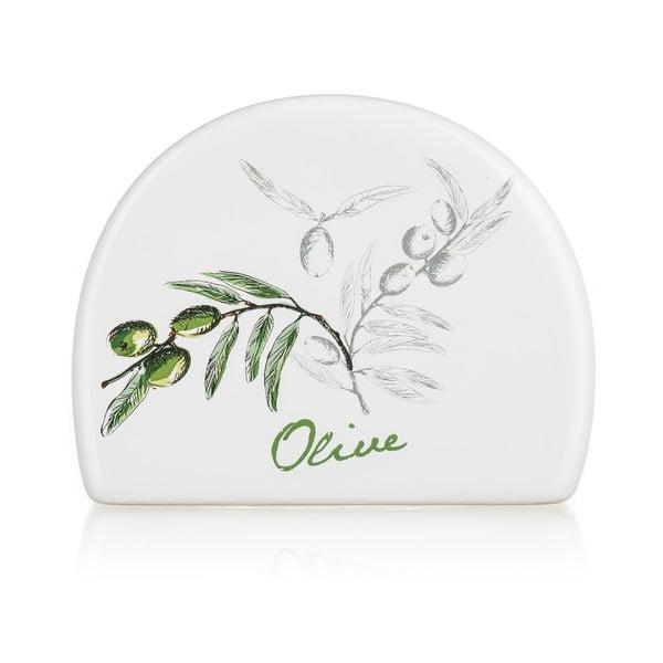 Keramický stojánek na ubrousky Banquet Olives