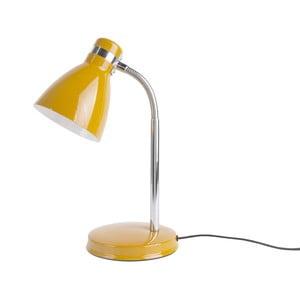 Žlutá stolní lampa Leitmotiv Study