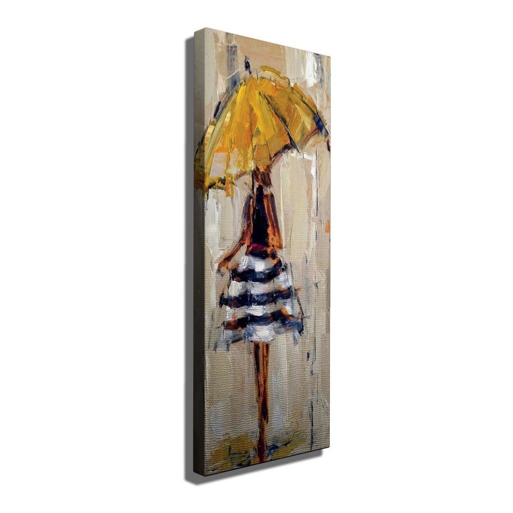 Obraz na plátně Josephine, 30 x 80 cm