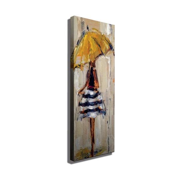 Obraz na płótnie Josephine, 30x80 cm