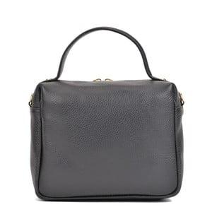 Černá kožená kabelka Sofia Cardoni Alison