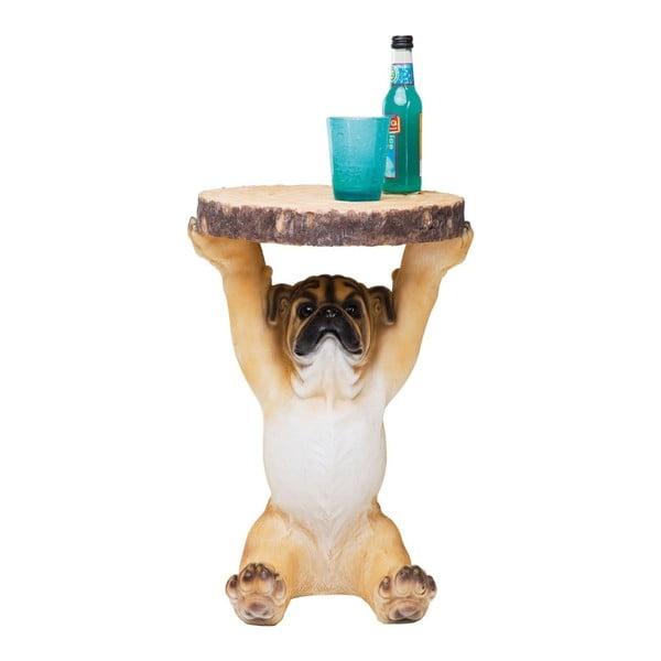 Příruční stolek Kare Design Bulldog