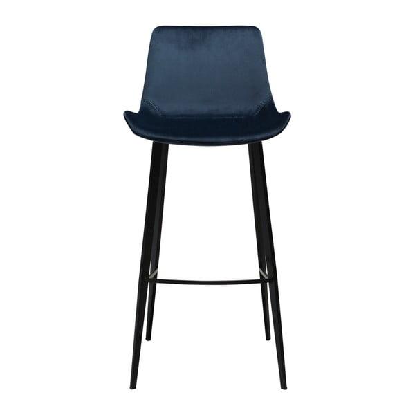 Tmavě modrá barová židle DAN-FORM Denmark Hype