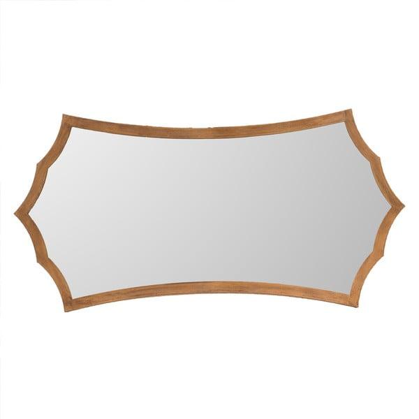 Zrcadlo Atypic Brass, 79x41 cm