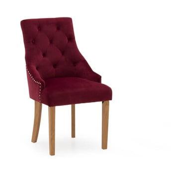 Set 2 scaune dining VIDA Living Hobbs, roșu de la VIDA Living