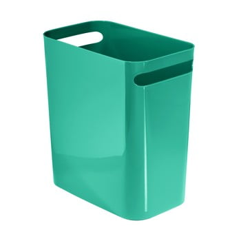 Coș de gunoi iDesign Una, 13,9l, verde