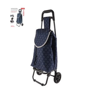 Nákupní taška na kolečkách Orion Modern