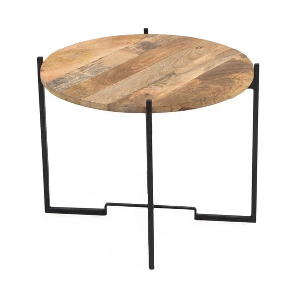 Masă de cafea WOOX LIVING Fera, ⌀ 63 cm