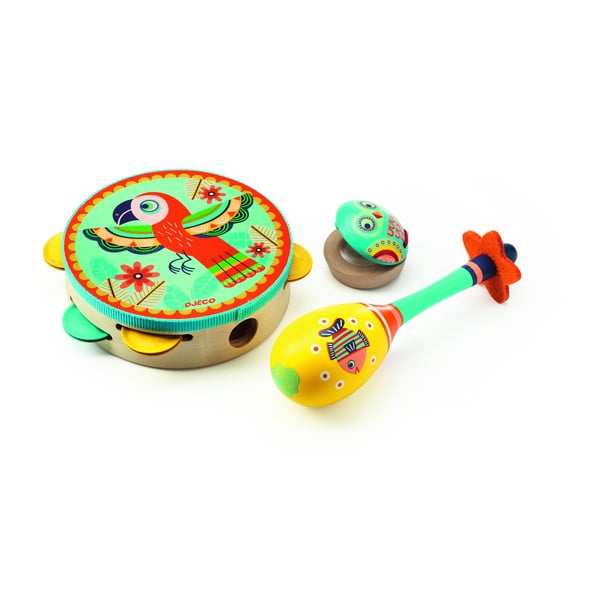 Detský set hudobných nástrojov Djeco
