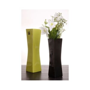 Váza Gardo 25 cm, černá