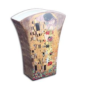 Gustav Klimt - váza Kiss